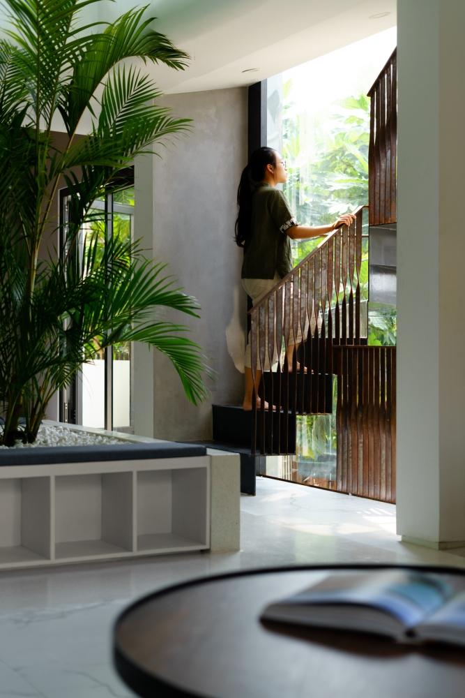 Stacking Box - Ngôi nhà phố với kiến trúc mới lạ | AD+studio