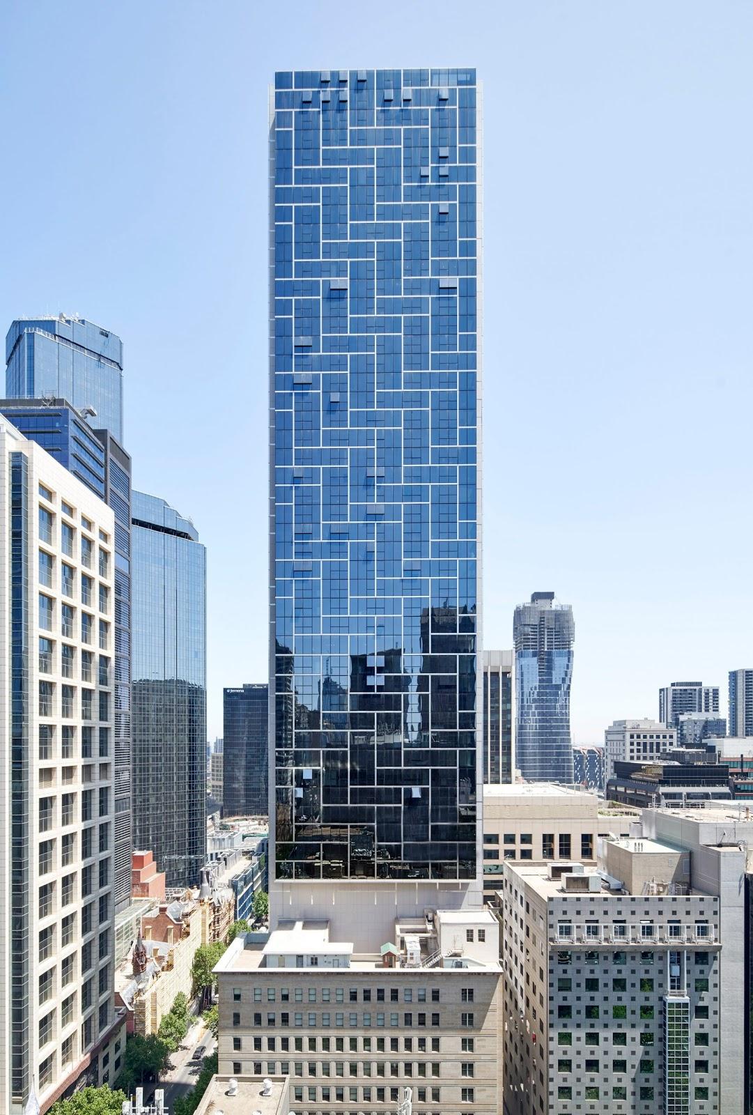 Bates Smart hoàn thành tòa nhà chọc trời chỉ rộng 11,5 métBates Smart hoàn thành tòa nhà chọc trời chỉ rộng 11,5 mét
