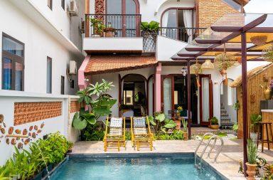 AN NHIÊN HOMESTAY - Nơi giao thoa của kiến trúc hiện đại và truyền thống | NTV Architects