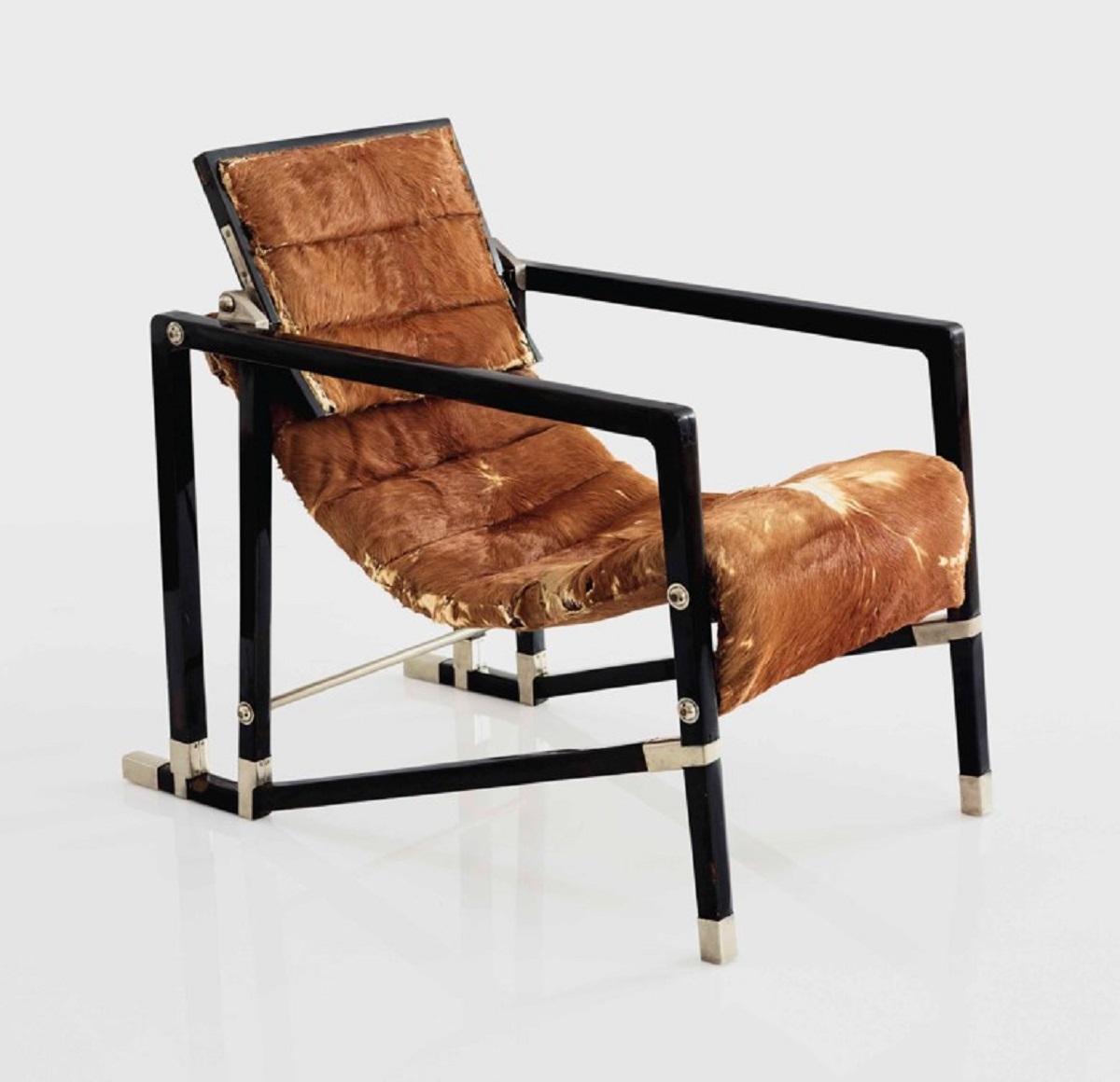 Ghế Transat - một chương mới khác biệt cho thiết kế nội thất