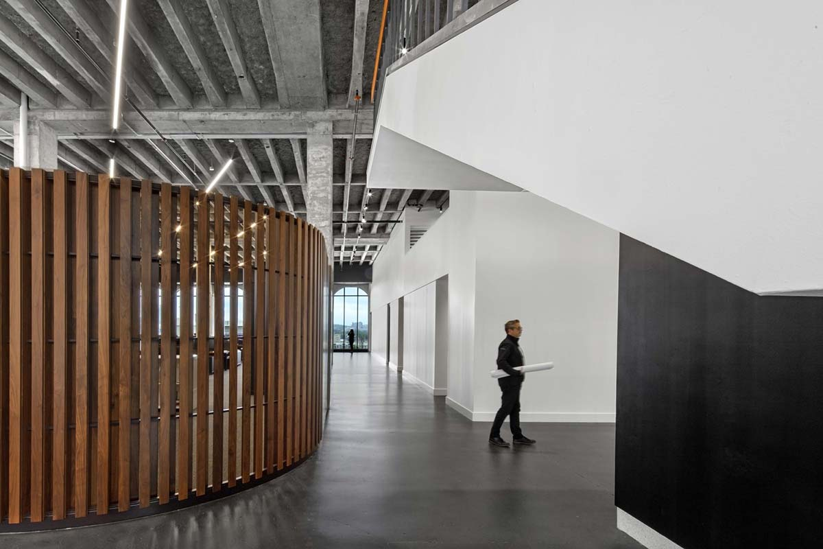 225 Polk Avenue Office Space - Tái sử dụng công trình lịch sử | HASTINGS Architecture