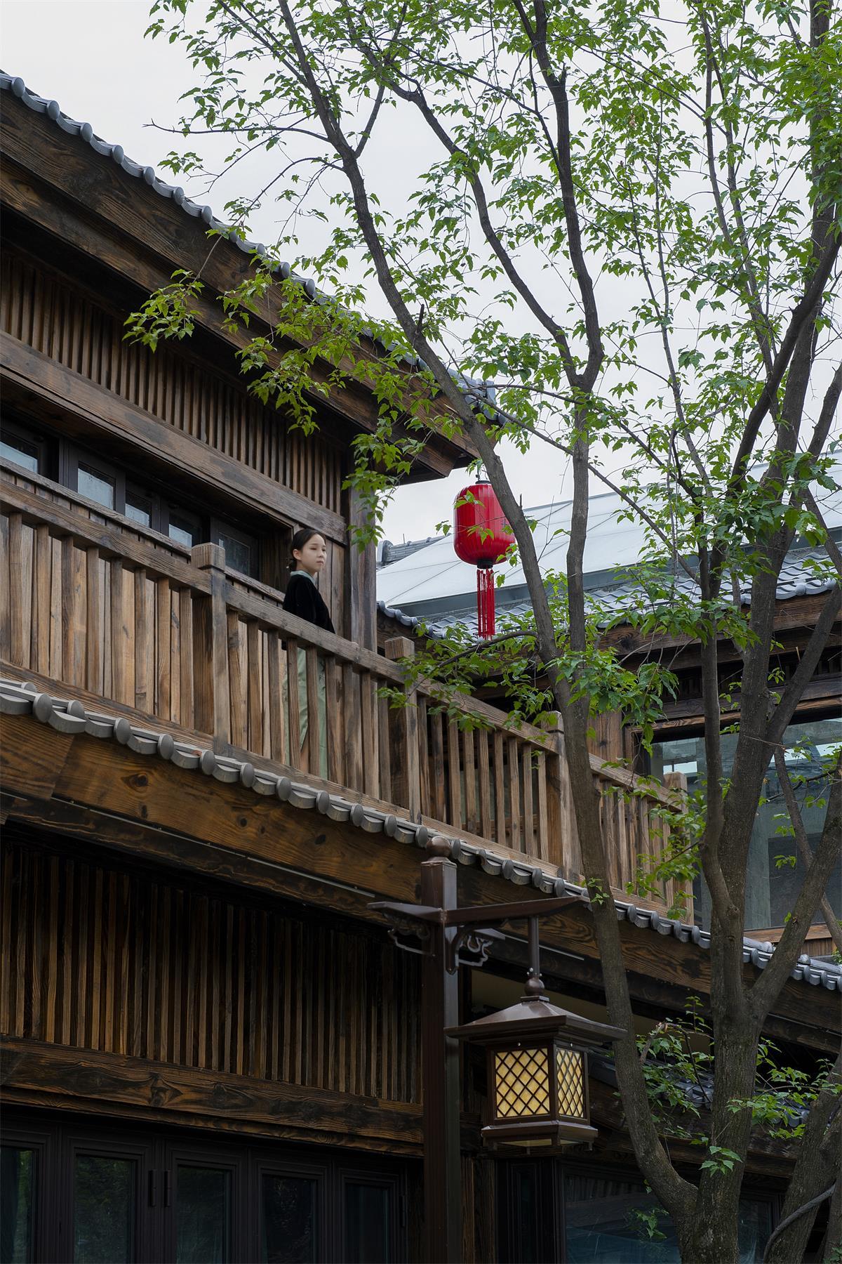Thị trấn Đường - Nhã thú điền viên và văn hóa Đại Đường | SecondNature