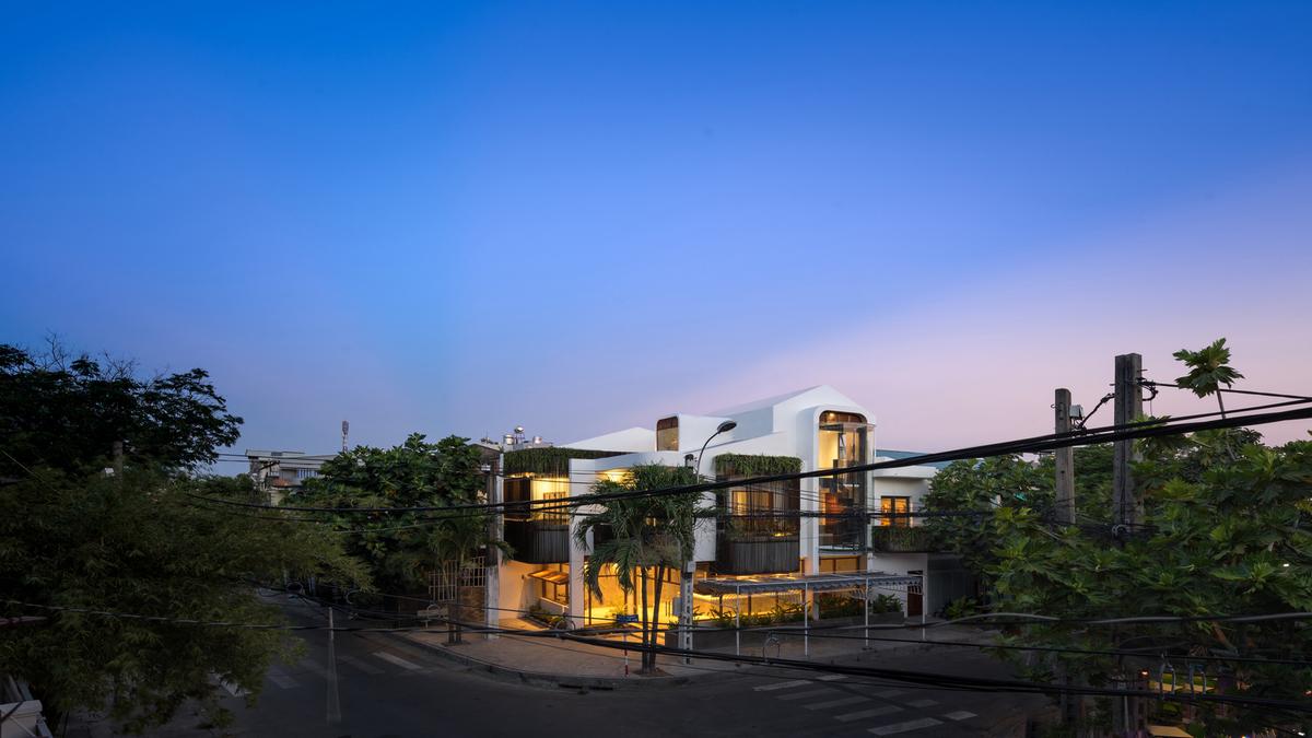 Stacking Box - Ngôi nhà phố với kiến trúc mới lạ   AD+studio