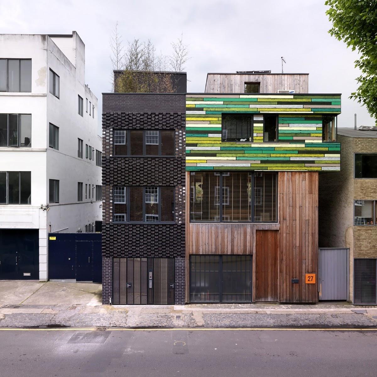 Khám phá màu sắc của gạch qua những công trình