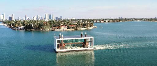 Biệt thự du thuyền nổi trên mặt nước | Waterstudio.NL