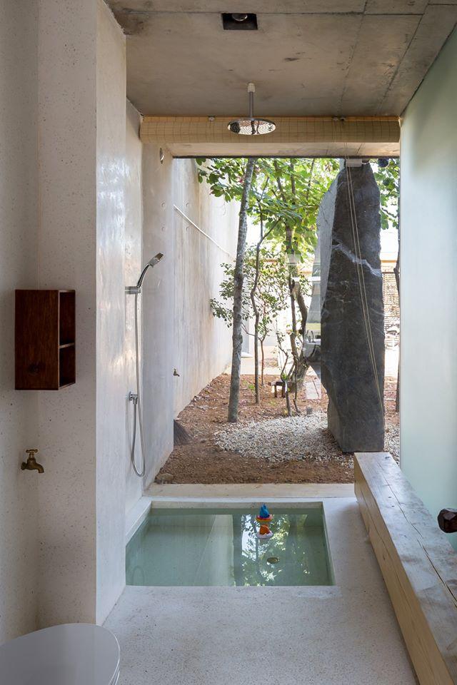 """Dạ House - Một """"biệt thự Park"""" tại Việt Nam   Gerira Architects"""