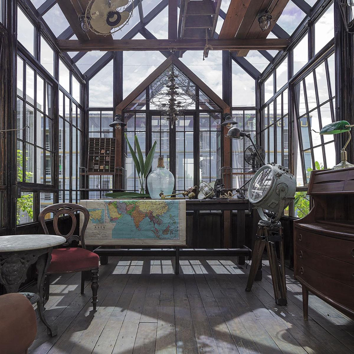 Artisan House - Thử nghiệm kết hợp vật liệu và thủ công địa phương | Proud Design