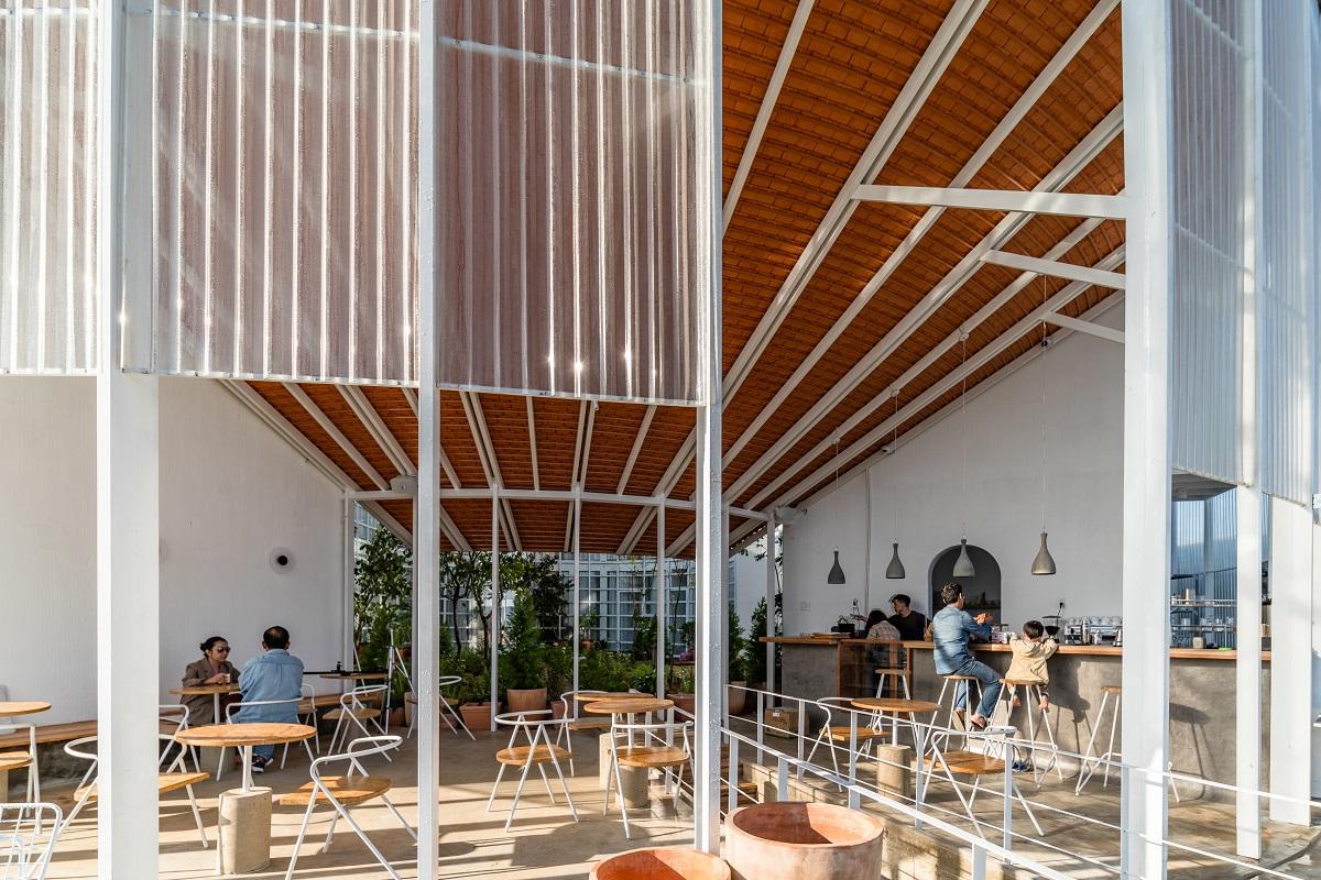The LOOP house - Ngắm trọn 360o thiên nhiên Đà Lạt   G+ architects