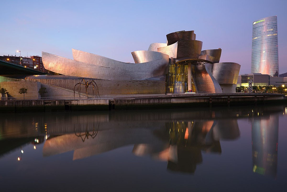 Dòng thời gian của kiến trúc – Nửa cuối thế kỷ XX