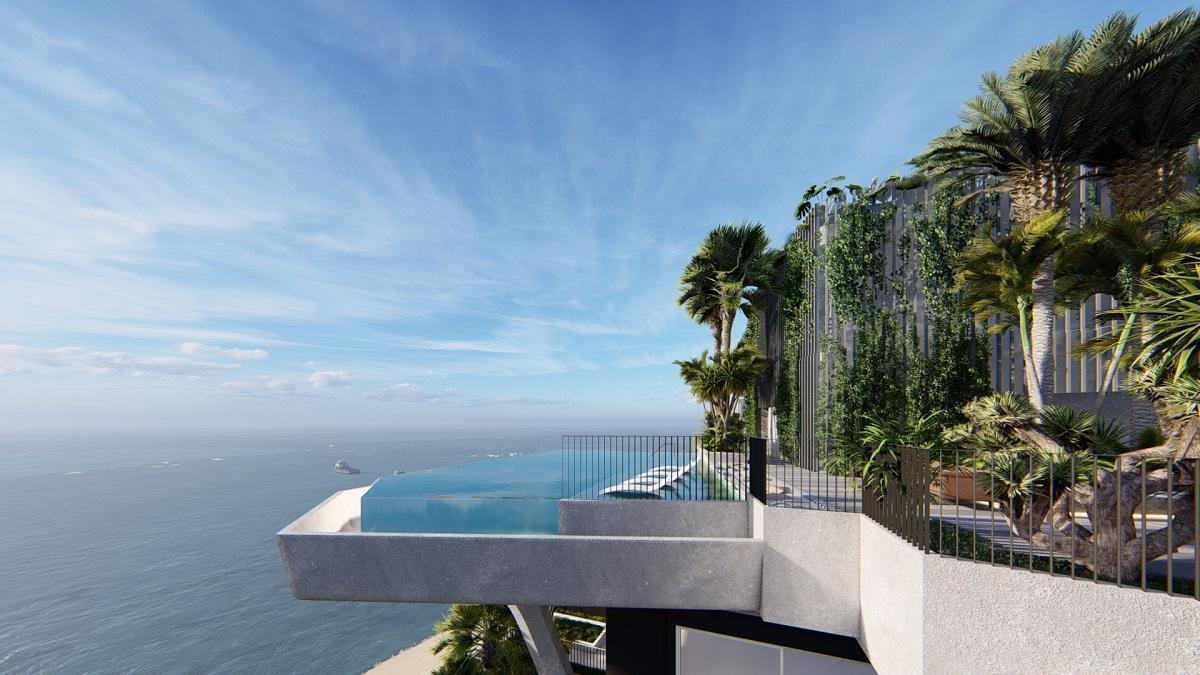 Khởi công khách sạn 25 tầng M Garden City, Đà Nẵng   Ho Khue Architects