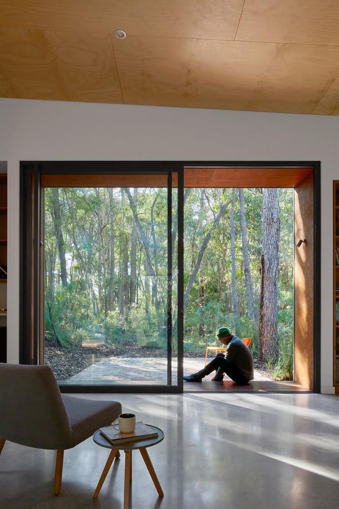 Hidden House - Ngôi nhà độc đáo ẩn mình trong khu rừng rậm | Archterra Architects