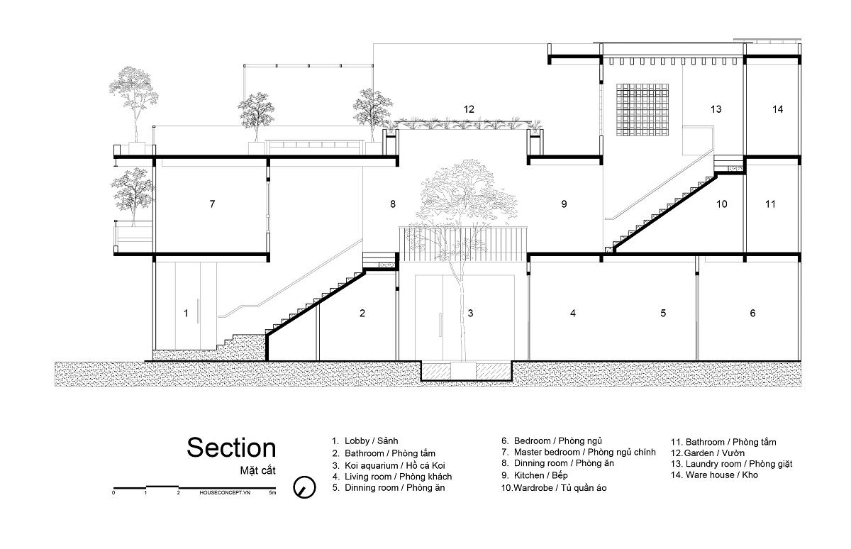 SNOW House – Nơi bình yên để trở về | HOUSECONCEPT.VN