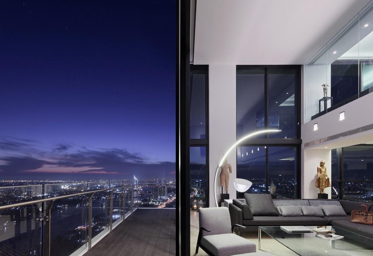 """Penthouse: Những căn hộ """"On Top"""" của thế giới"""