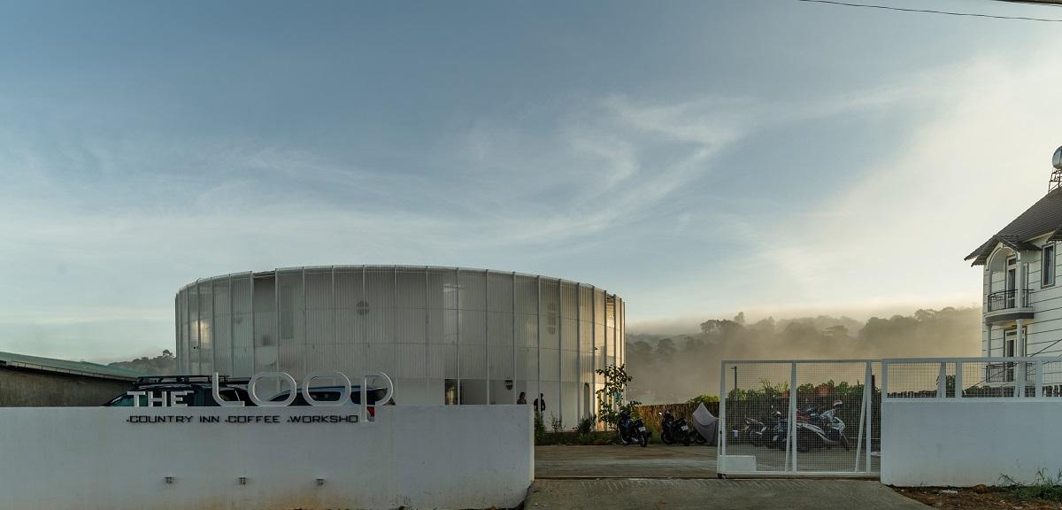 The LOOP house - Ngắm trọn 360o thiên nhiên Đà Lạt | G+ architects