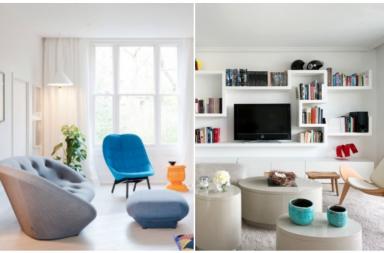 Những ý tưởng trang trí phòng khách cho gia đình có nhiều thế hệ