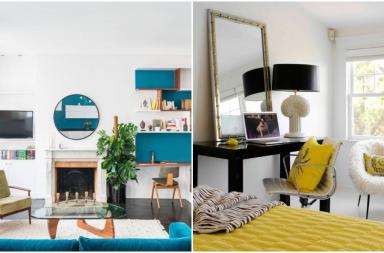 Sử dụng màu bão hoà cao trong nội thất không khó như bạn nghĩ