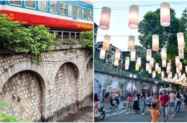 Khai thác 131 vòm cầu trăm tuổi phố Phùng Hưng: Cần có tầm nhìn vượt qua khỏi... gầm cầu