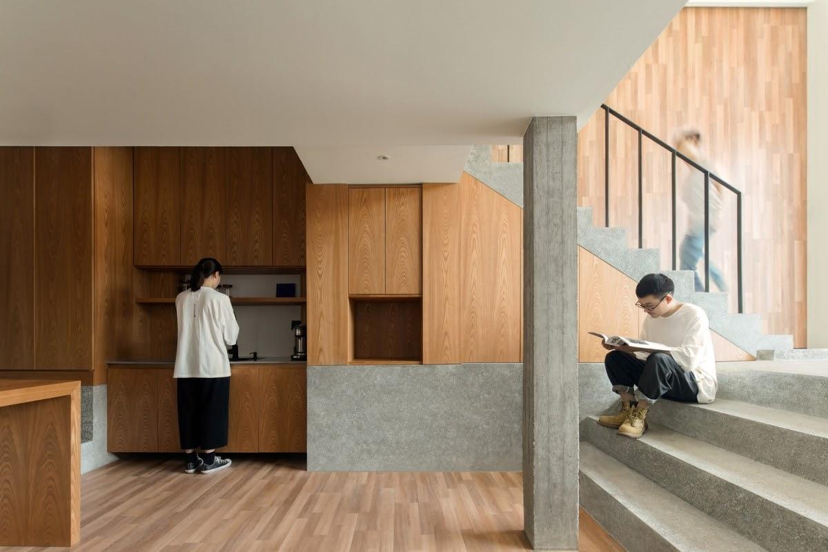 Căn homestay hiện đại ở Trung Quốc gây ấn tượng ngay từ cái nhìn đầu tiên   MOU Architecture Studio