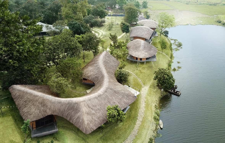 FuturArc Green Leadership Award 2020 | Làng Mít giành giải thưởng | 1+1>2 Architects