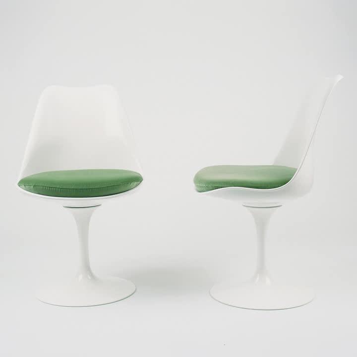 Ghế Tulip - Lời tuyên tử cho không gian nội thất của đôi chân