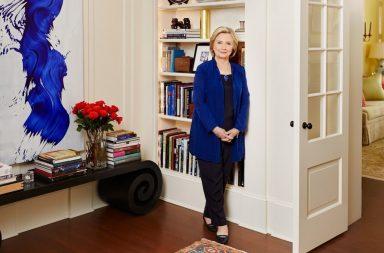 Ngắm nhìn căn nhà tuyệt đẹp qua bàn tay thiết kế của cựu Ngoại trưởng Mỹ Hillary Clinton