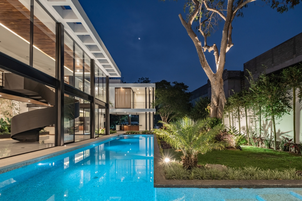 Water HoWater House, ngôi nhà được bao quanh bằng nước hiện đại và tiện nghi/ Di Frenna Arquitectosuse, ngôi nhà được bao quanh bằng nước hiện đại và tiện nghi/ Di Frenna Arquitectos