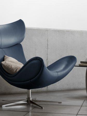 Classic Series: Ghế Imola - Cảm hứng thiết kế từ quả banh tennis