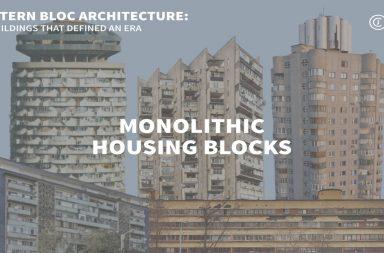 Kiến trúc phương Đông: Top 5 nhà ở nguyên khối định hình kỷ nguyên mới