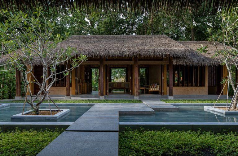 Spa Resort Eo Xoài | P.I Architects