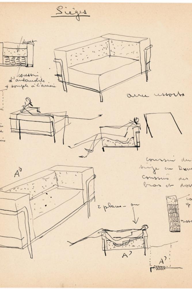 Classic series: Grand Confort - Thiết kế hiện đại, tinh tế, tỷ lệ và hài hòa