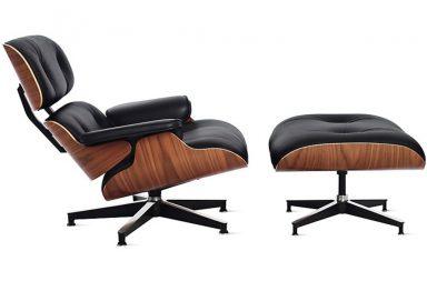 Classic series: Ghế Eames Lounge & Ottoman - Biểu tượng của sự thoải mái và sang trọng