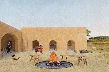 Vòm nubian cổ xưa - Một giải pháp hiện đại cho vùng nông thôn Tanzania
