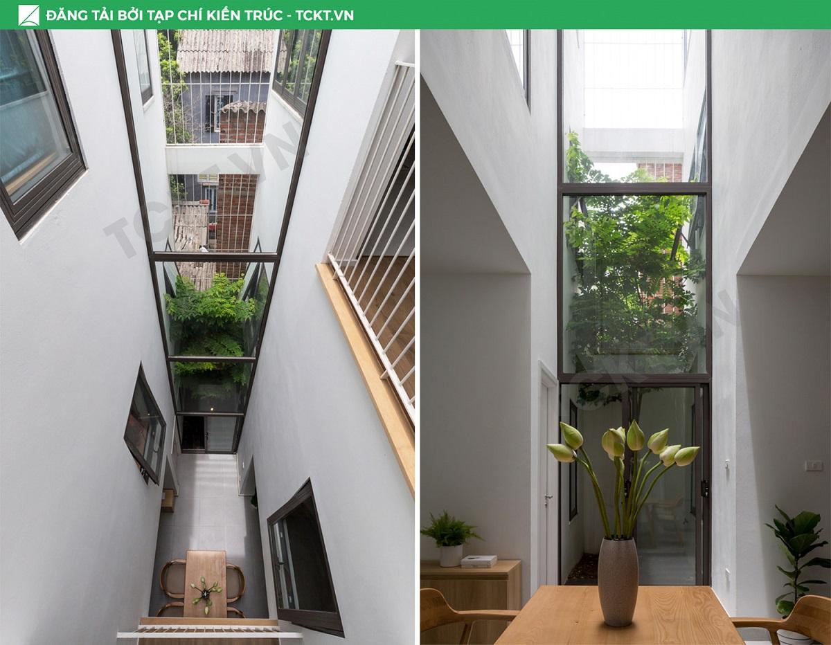 Kết quả Giải thưởng Kiến trúc xanh lần 5