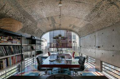 VUUV Building - Giải pháp không gian trong bối cảnh đô thị ở Hà Nội | VUUV