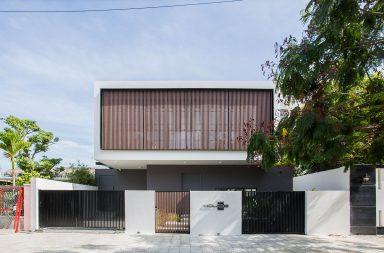 58 House - Ngôi nhà kỳ lạ với thiết kế đi ngược truyền thống | 85 Design
