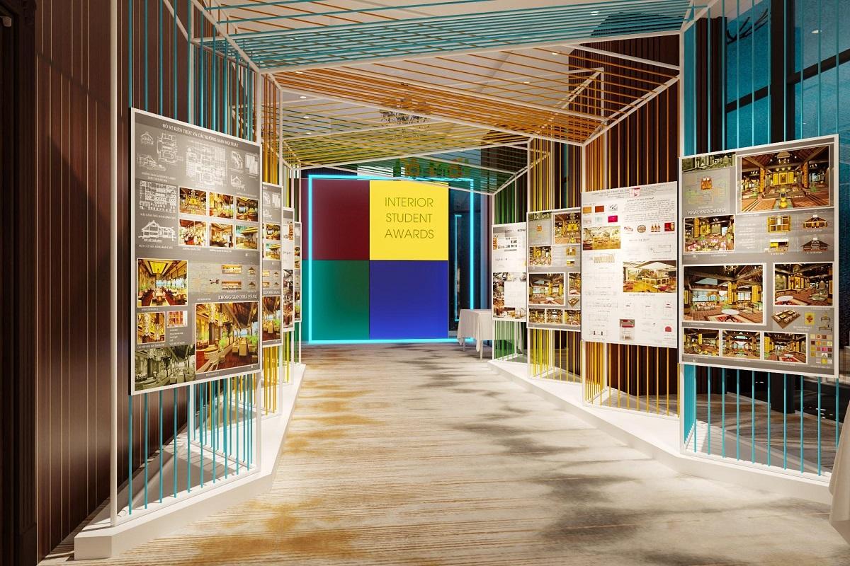 """""""Bom tấn"""" của ngành thiết kế Nội thất: Sự trở lại mới mẻ của Giải thưởng Sinh Viên Nội Thất Việt Nam 2020"""