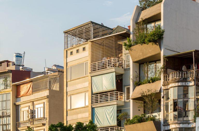 Touwn House - Nhà phố, bài toán kết hợp không gian sống với kinh doanh