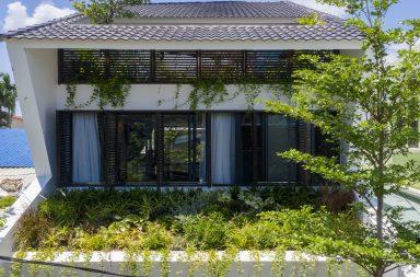 RIN's House - Nét kiến trúc xanh giữa lòng Hội An cổ kính| 85 Design