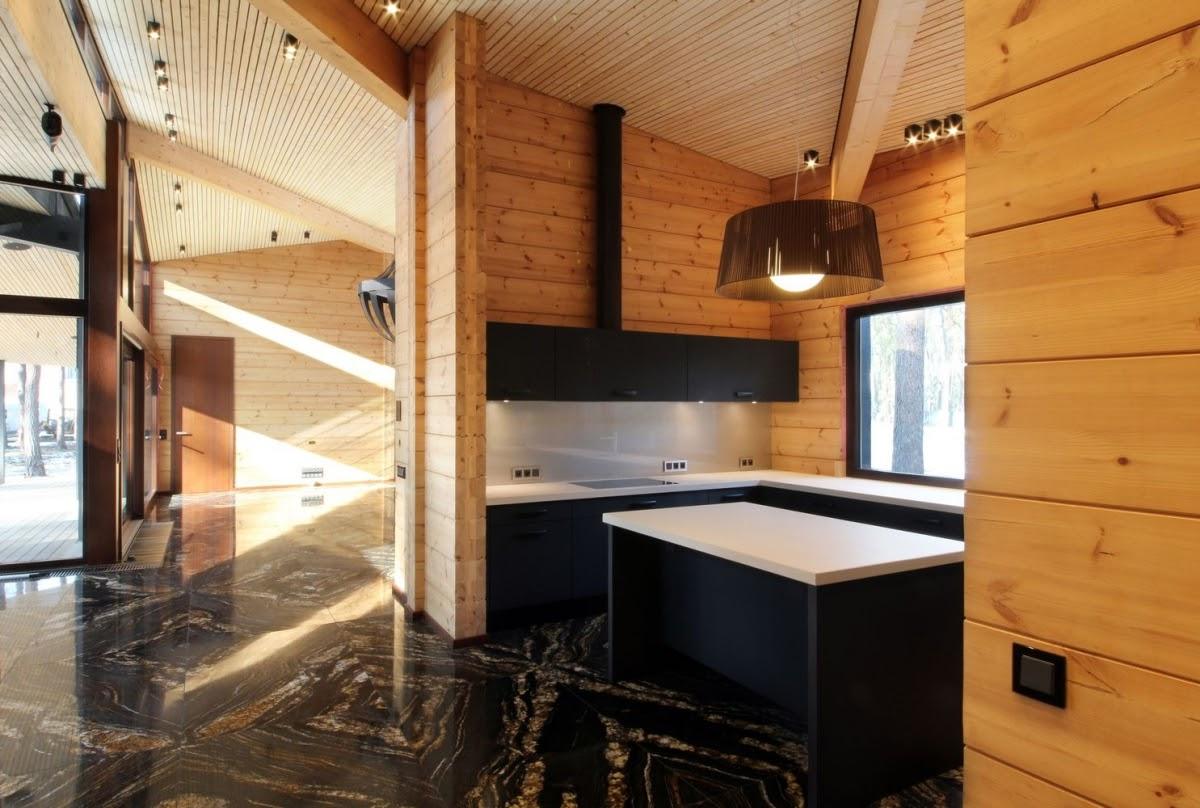 Phong cách kiến trúc Cộng hoà Séc qua những ngôi nhà cabin tuyệt đẹp bên đồi núi