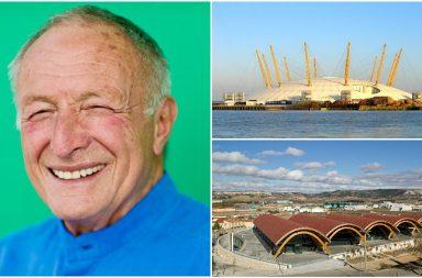 KTS hàng đầu của Anh - Richard Rogers hưu sau 43 năm hành nghề