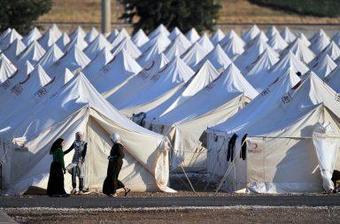 Trại tị nạn: Từ một nơi ở tạm bợ thành một khu vực phát triển đáng kinh ngạc