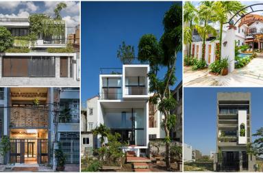 Top 10 Houses Awards 2020 | Tổng hợp Nhà đẹp tháng 8