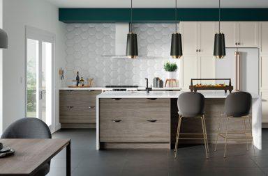 5 ý tưởng không thể bỏ qua cho bức tường phòng bếp thêm nổi bật