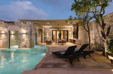 10 Ý tưởng nổi bật trong thiết kế bể bơi cho nhà ở