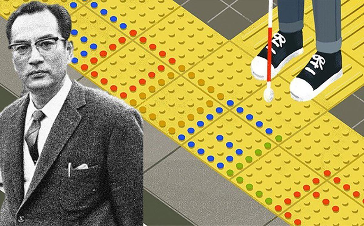 Gạch Tenji: Giải pháp 'vẽ đường' cho người khiếm thị