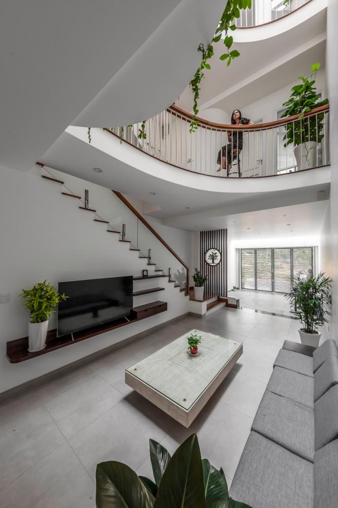 14 7 1000x1000 - Nhà trong thành phố - Giải pháp cho không gian sống với nhiều thành viên | Story Architecture