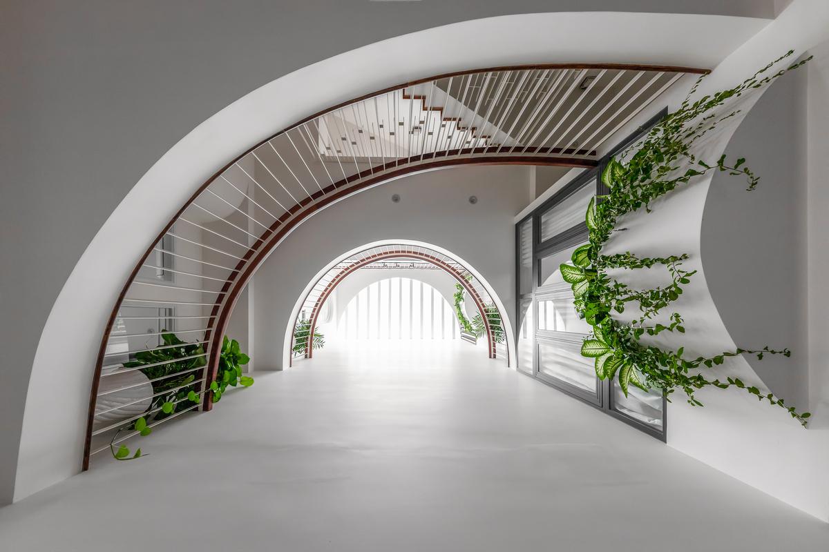 14a - Nhà trong thành phố - Giải pháp cho không gian sống với nhiều thành viên | Story Architecture