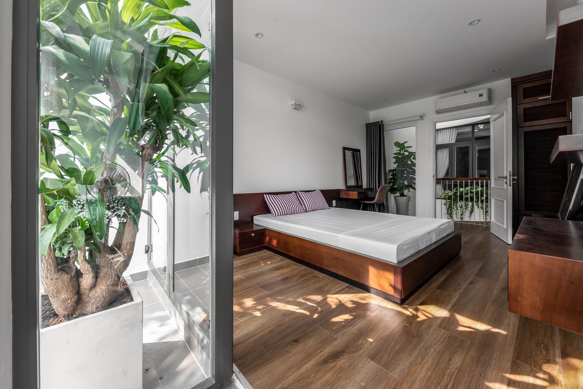 18 5 - Nhà trong thành phố - Giải pháp cho không gian sống với nhiều thành viên | Story Architecture