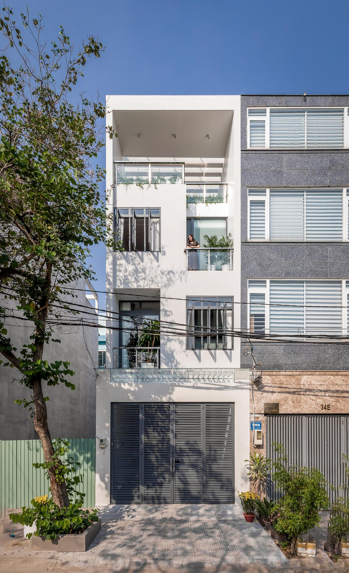 2 9 - Nhà trong thành phố - Giải pháp cho không gian sống với nhiều thành viên | Story Architecture