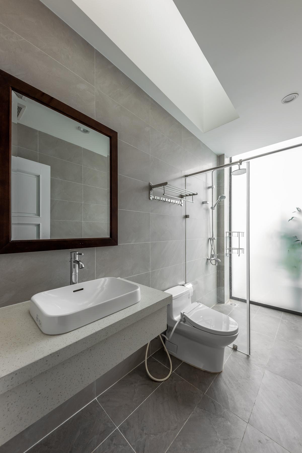 23 2 - Nhà trong thành phố - Giải pháp cho không gian sống với nhiều thành viên | Story Architecture